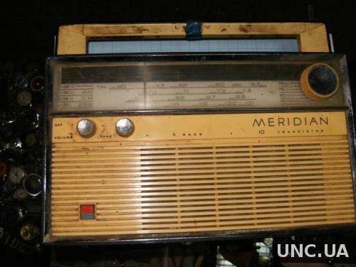 "Радиоприёмник ""Мередиан"""