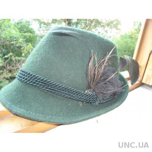 шляпа охотничья