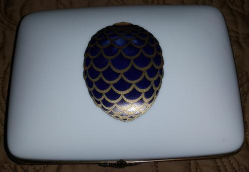 """Продам шкатулку """"Faberge Limoges France"""""""