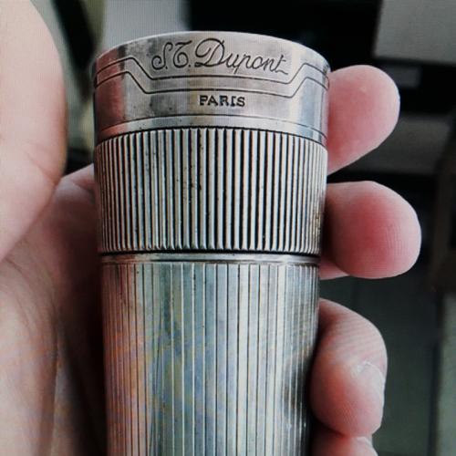 "Зажигалка ""Exclusive"" S.T.Dupont настольная."