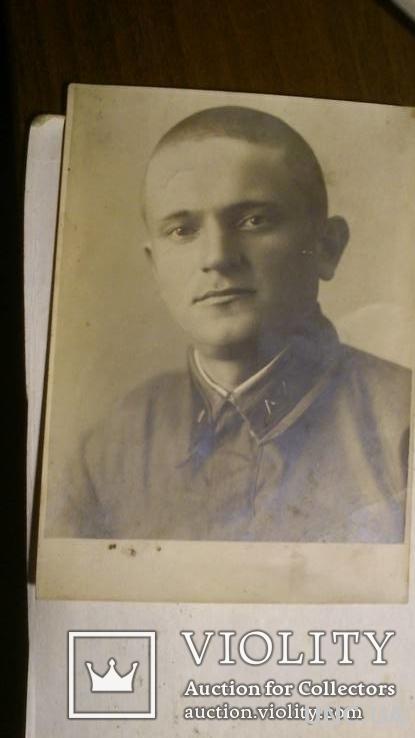 Солдат 1941 ,подписанная