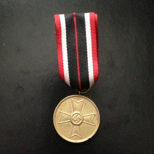 Медаль КВК