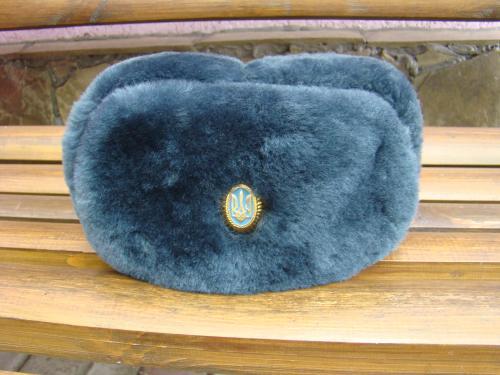 Зимняя шапка ВСУ Украины, новая, 57 размер.