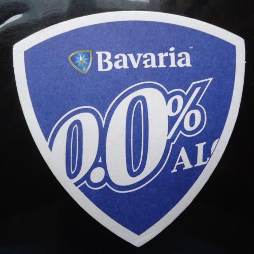 Пивная подставка-бирдекель- BAVARIA