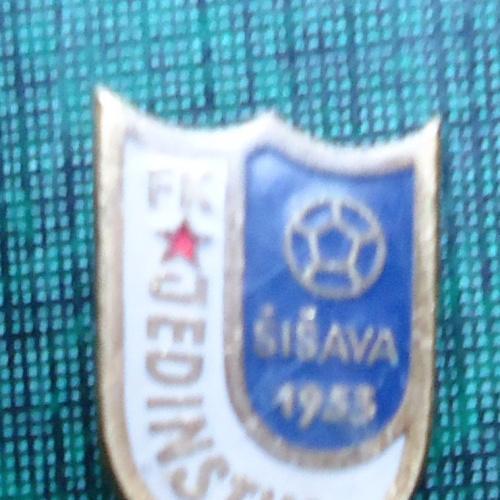 Знак: ФК Единство