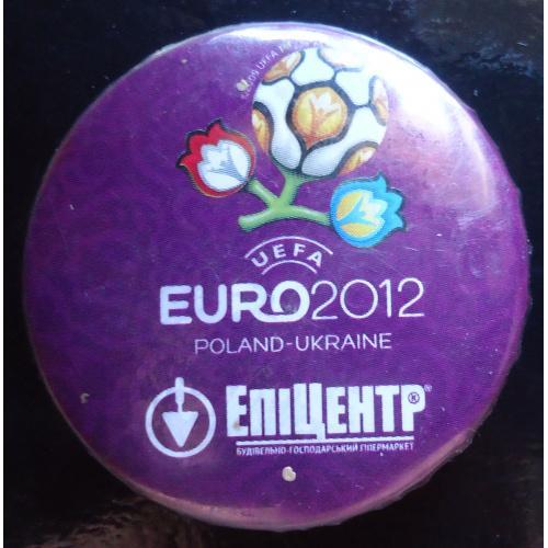 "Знак: Футбол ""Евро 2012"""