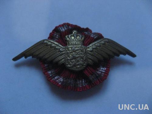 Дания Кокарда Королевские ВВС