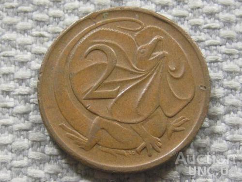 Австралия 2 цента 1978 года #3832