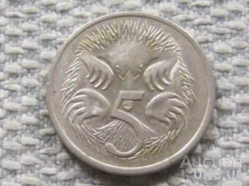 Австралия 5 центов 1982 года #3848