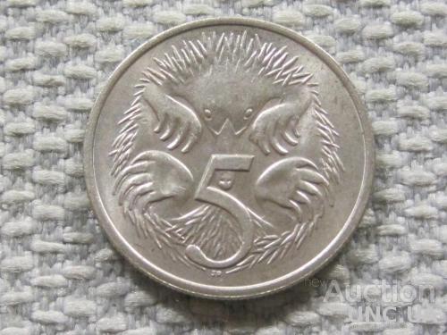 Австралия 5 центов 1983 года #3849