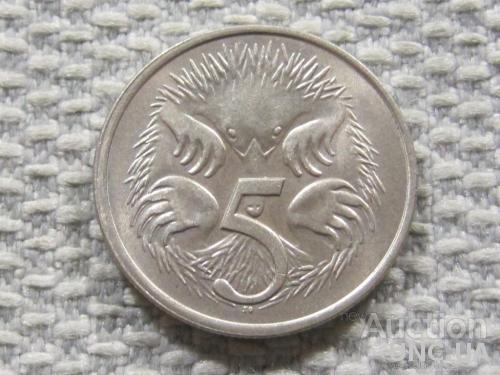 Австралия 5 центов 1983 года #3850