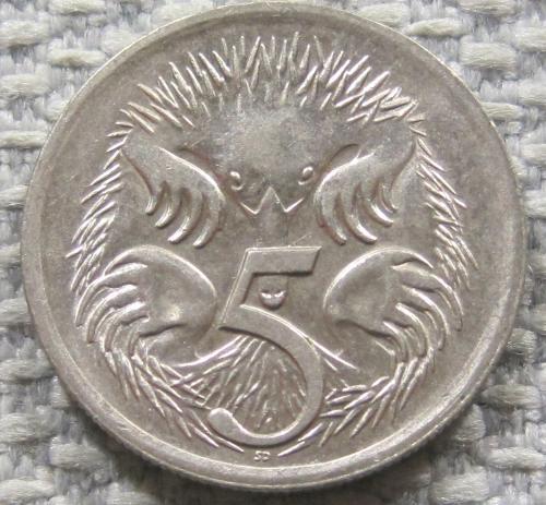 Австралия 5 центов 1988 года #12813