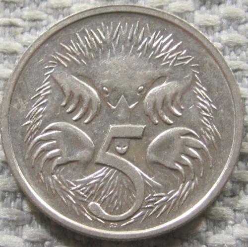 Австралия 5 центов 1994 года #12817