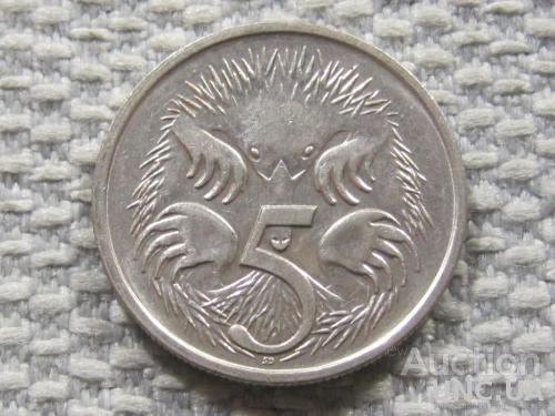 Австралия 5 центов 1994 года #3856