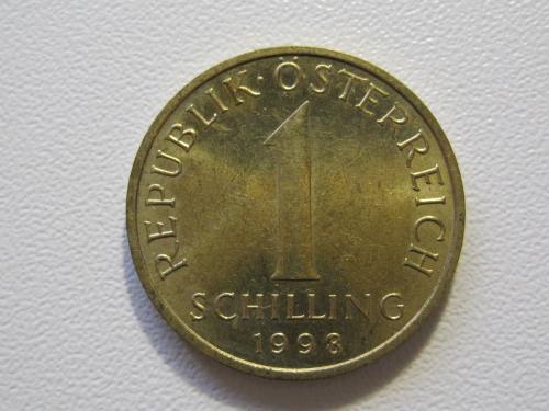 Австрия 1 шиллинг 1998 года #35404