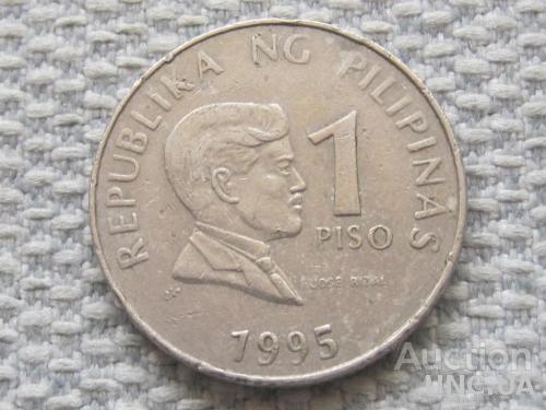 Филиппины 1 писо 1995 года #7155