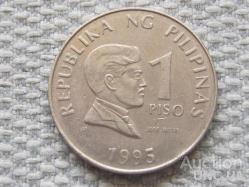 Филиппины 1 писо 1995 года #7157