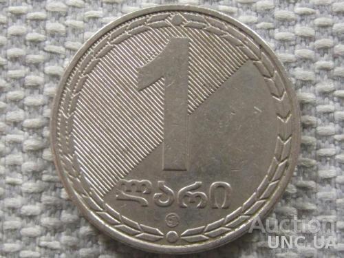 Грузия 1 лари 2006 #4835