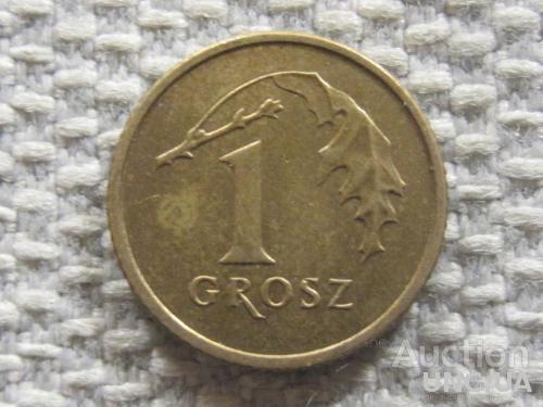 Польша 1 грош 2000 года #4510