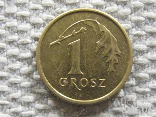 Польша 1 грош 2010 года #4515