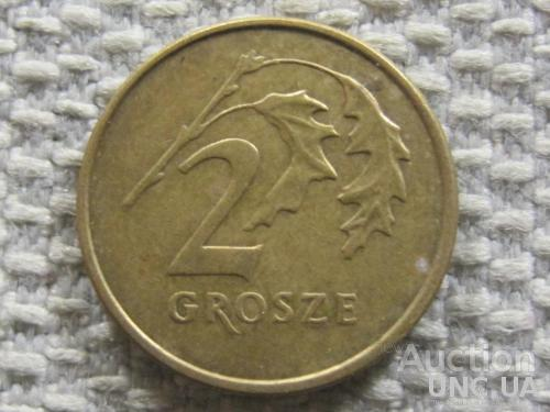Польша 2 гроша 1998 года #4518
