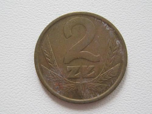Польша 2 злотых 1984 года #13918