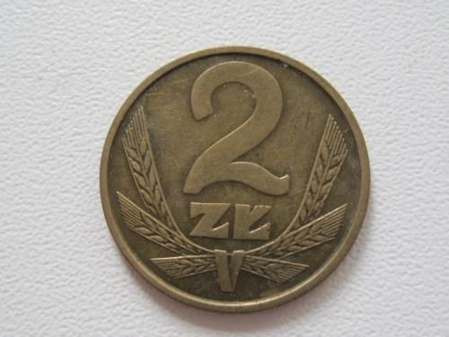 Польша 2 злотых 1985 года #13930