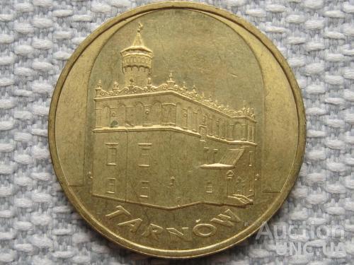 Польша, 2 злотых 2007 года /Древние города Польши - Тарнув/ #1205