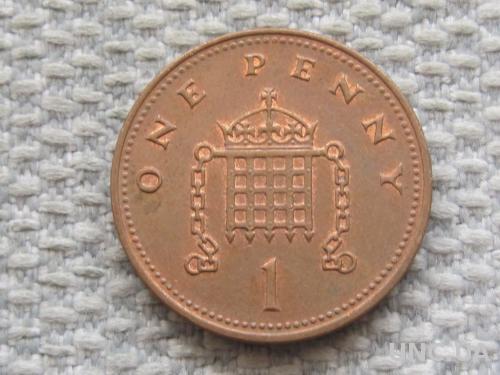 Великобритания 1 пенни 2003 года #5068