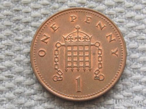 Великобритания 1 пенни 2003 года #5069