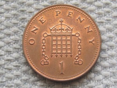 Великобритания 1 пенни 2005 года #5070