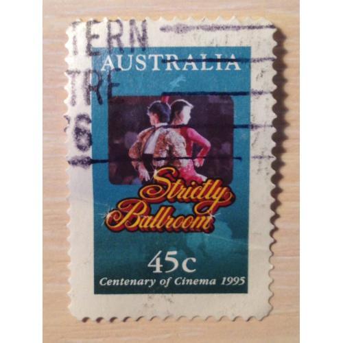 Марка. Австралия. Strictly Ballroom. 1995.