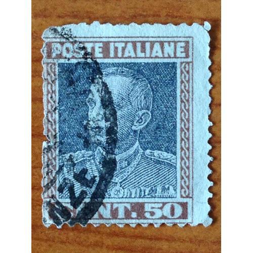 Марка. Италия. 50 cent.