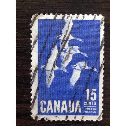 Марка. Канада. 15 cents. '