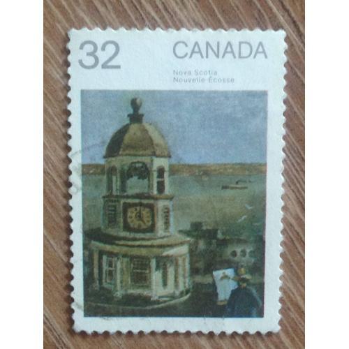 Марка. Канада. Nova Scotia. '
