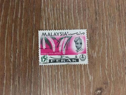 Марка. Малайзия.