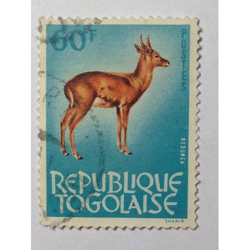 Марка. Республика Того. *