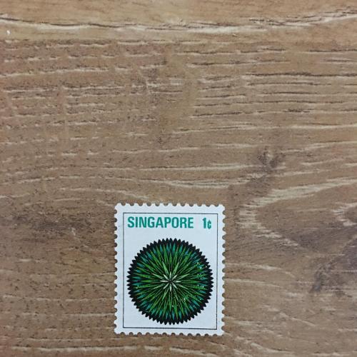 Марка. Сингапур