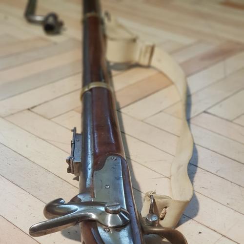 Піхотна гвинтівка (модель 1822Т) 18 мм біс, країна походження Франція 1822 рік.