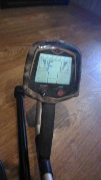 Металлоискатель FISHER F75, или поменяю на МД дороже