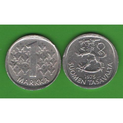 1 марка Финляндия 1975