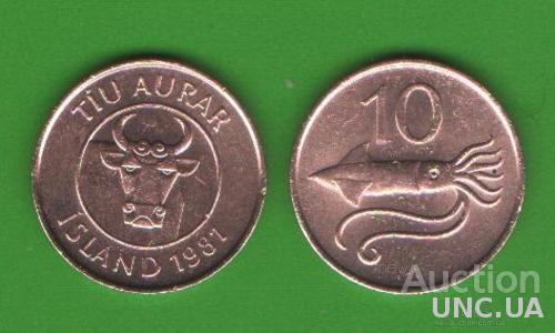 1 крона Исландия 1999