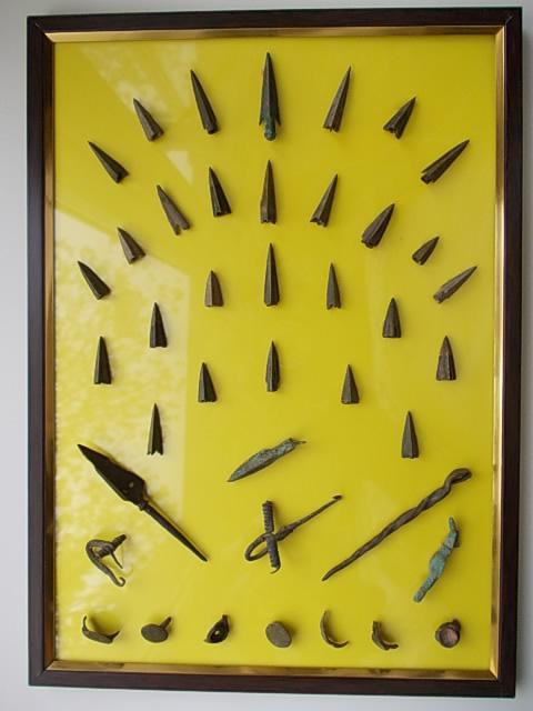 коллекция  скифской бронзы причерноморья...