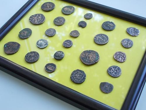 подборка античных монет, Рим, Греки причерноморья, орда