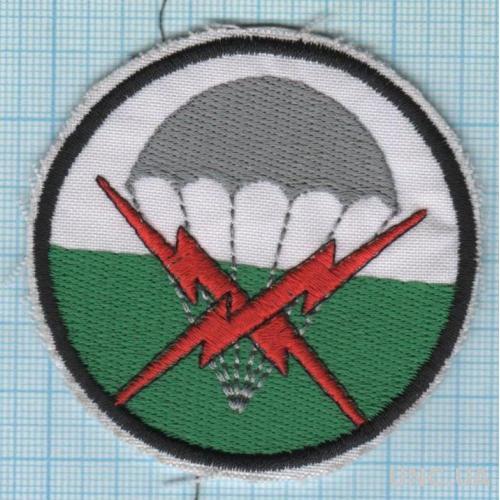 Шеврон Нашивка ВДВ Украины Аэромобильные войска Десант Спецназ 95 ОАЭМБр Связь ЗСУ.
