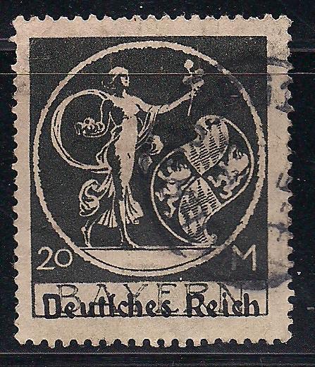 Рейх, 1920 г., распродажа, 15% каталога, freimarken,переиздание с новыми ценами,