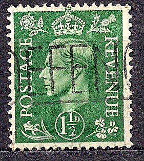Великобритания, 1937 г., король Георг 6