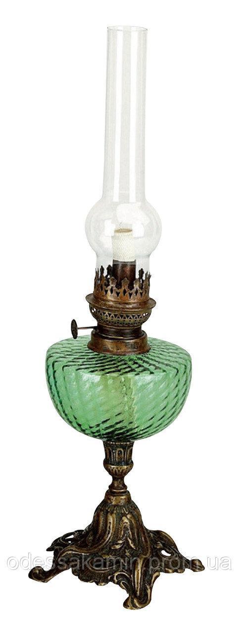 Лампа Керосиновая зелёная Stilars