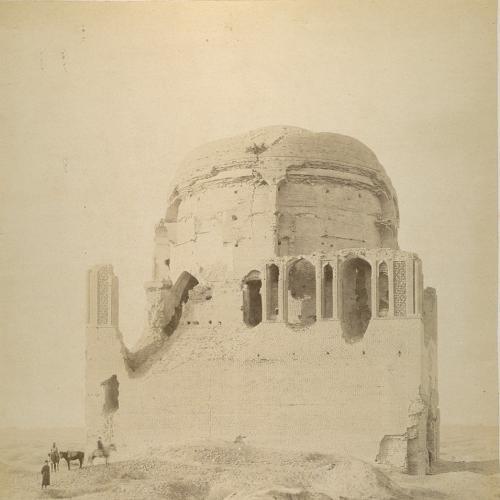 Байрам-Али Развалины старого Мерва Мечеть царя Султана Саджара Закаспийская обл. Туркменистан Энгель