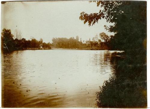 Боярка Пруд Свято-Михайловская Церковь Дачи Киев Фото Боярський ставок 1926 Київ Boyarka Pond